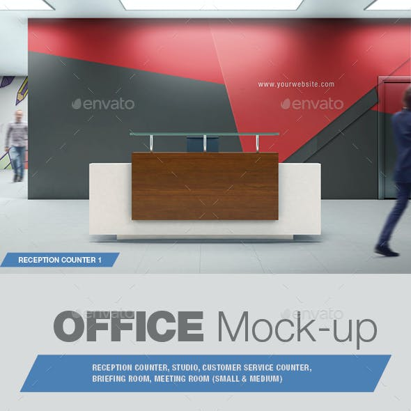 Office Mock-up