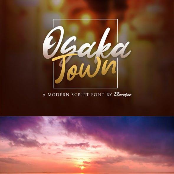 Osaka Town Script