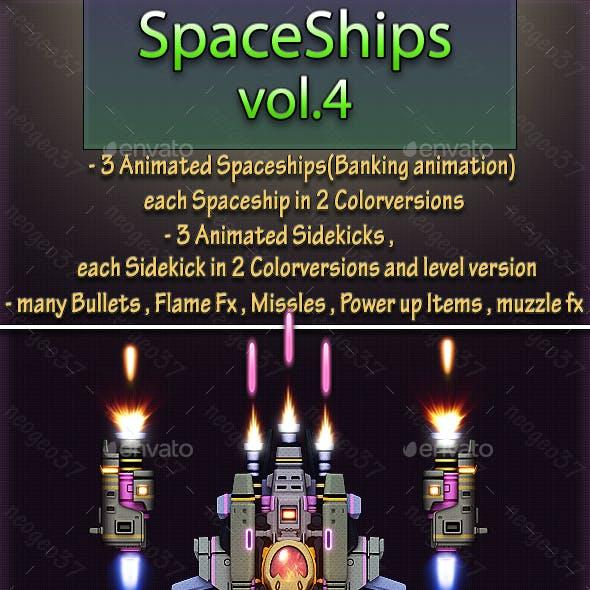 Spaceships Vol.4