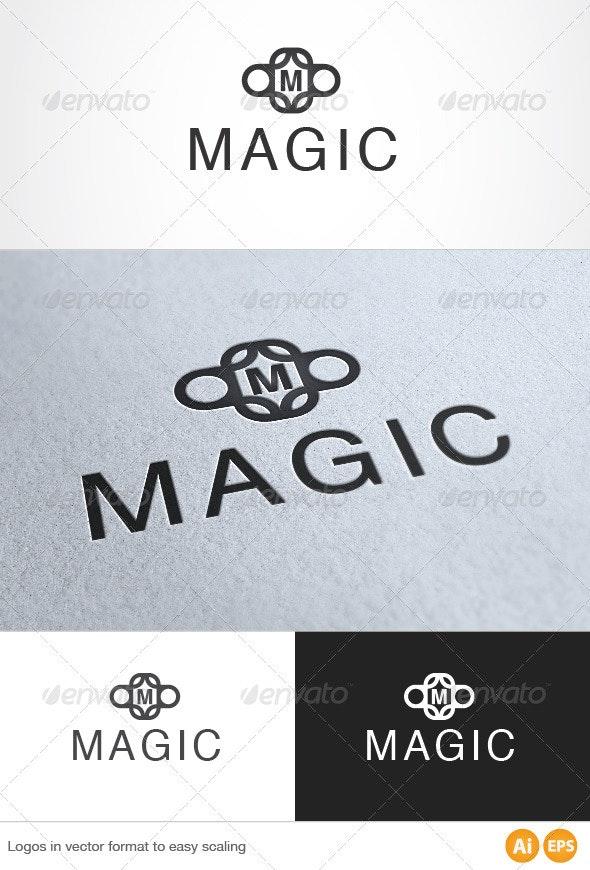 Magic Logo - Symbols Logo Templates