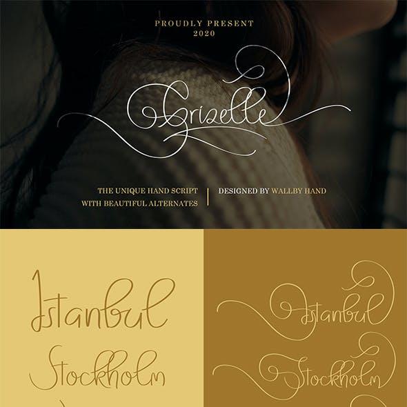 Grizelle Script