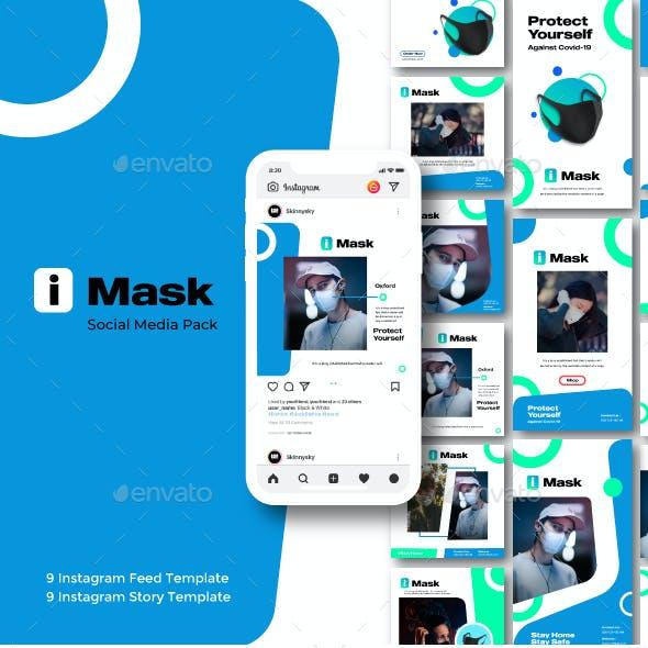 iMask Social Media Pack