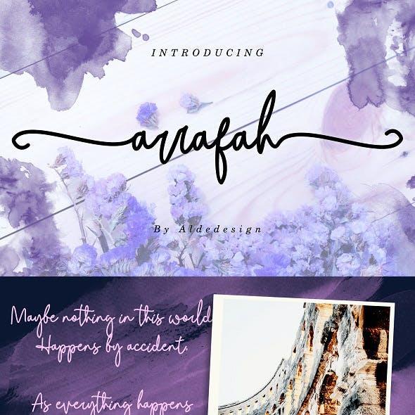 Arrafah