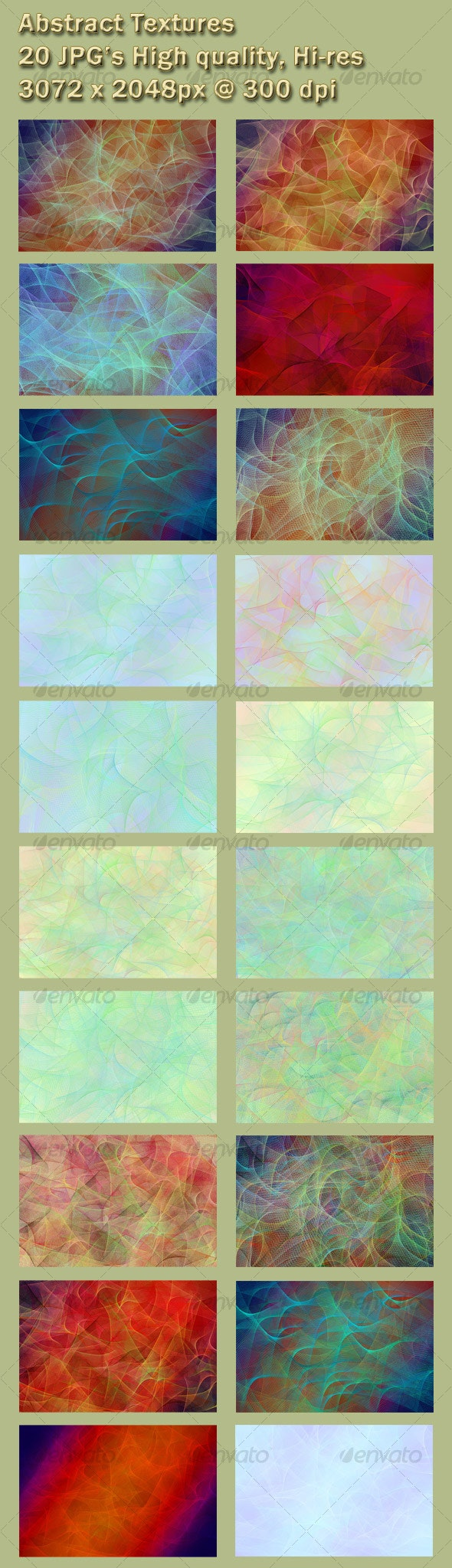 Hi-Res abstract backgrounds - Abstract Backgrounds