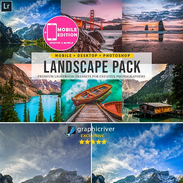 Landscape Lightroom Presets Collection