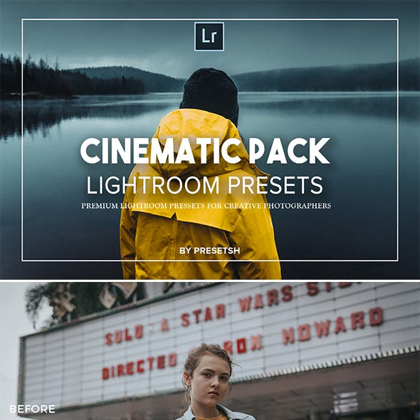 Cinematic Lightroom Presets Collection