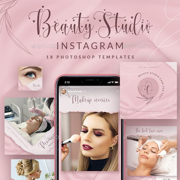 Beauty Studio Instagram