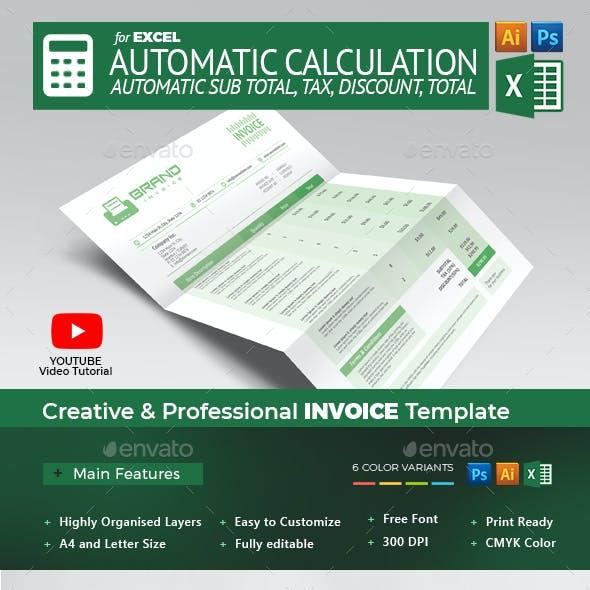 Invoice & Proposal