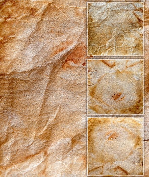 6 Grunge Paper Textures - Paper Textures