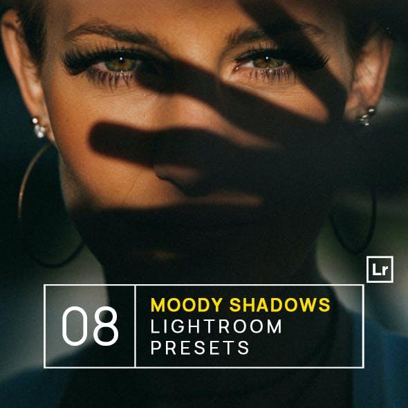8 Moody Shadows Lightroom Presets