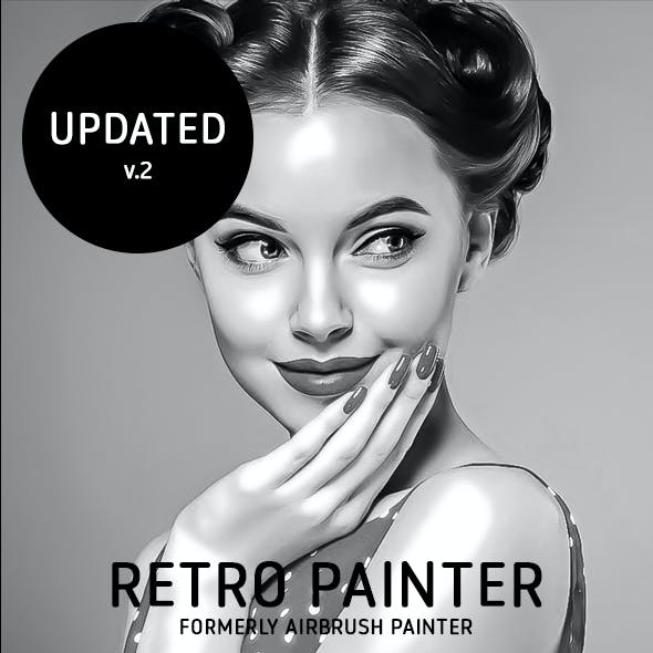 Retro Painter