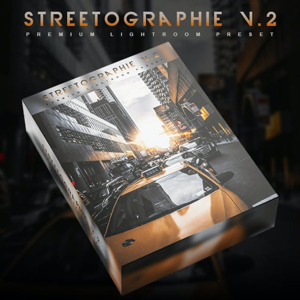 Streetoraphie V.2 - Premium Lightroom Preset