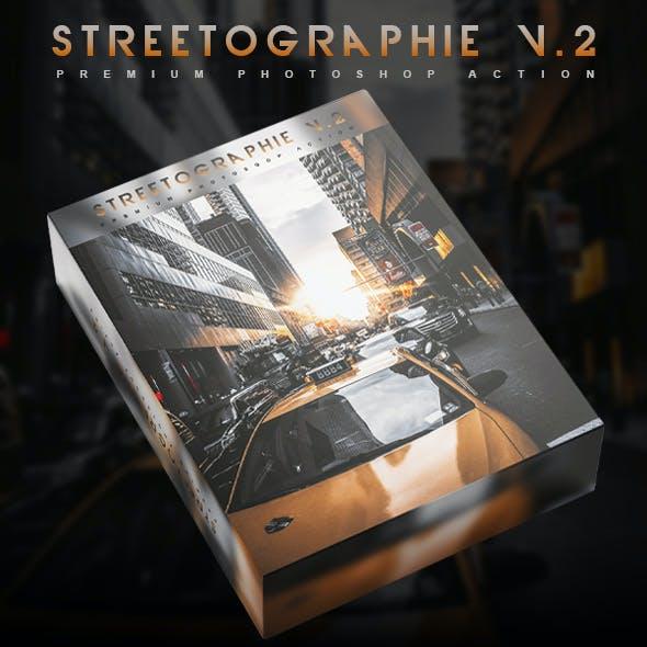 Streetographie V.2 - Premium Photoshop Action