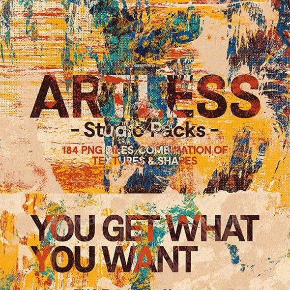 Artless Studio Packs