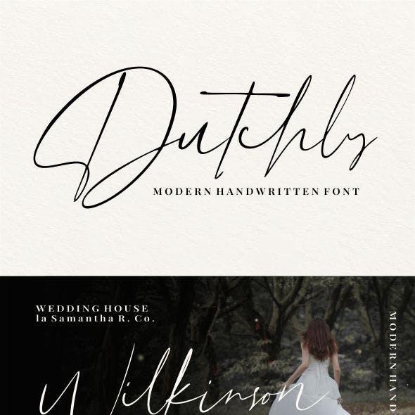 Dutchly - Modern Handwritten