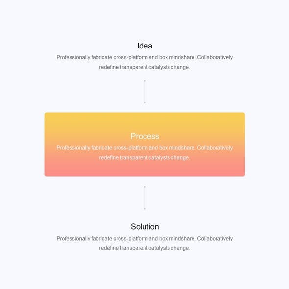 Linked - Minimal Presentation Template (Powerpoint)