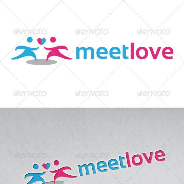 Meeting Love Logo