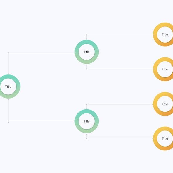 Linked - Minimal Presentation Template (GoogleSlide)