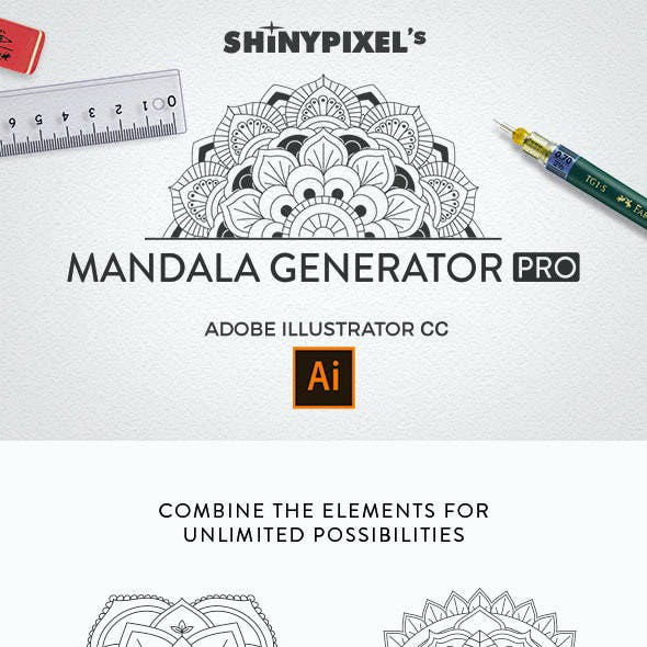 Mandala Generator PRO