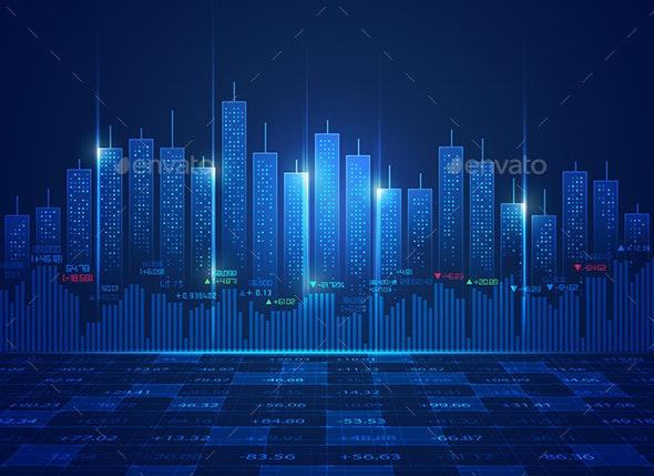 Stock Market Exchange - Buildings Objects