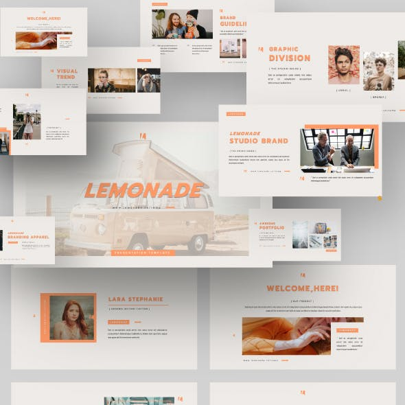 Lemonade Powerpoint
