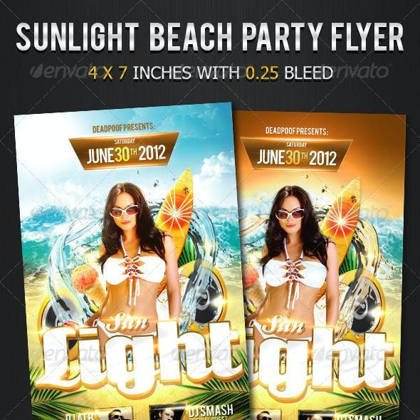 Sunlight Beach Party