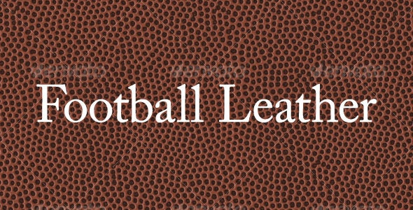 Football Leather - Miscellaneous Textures