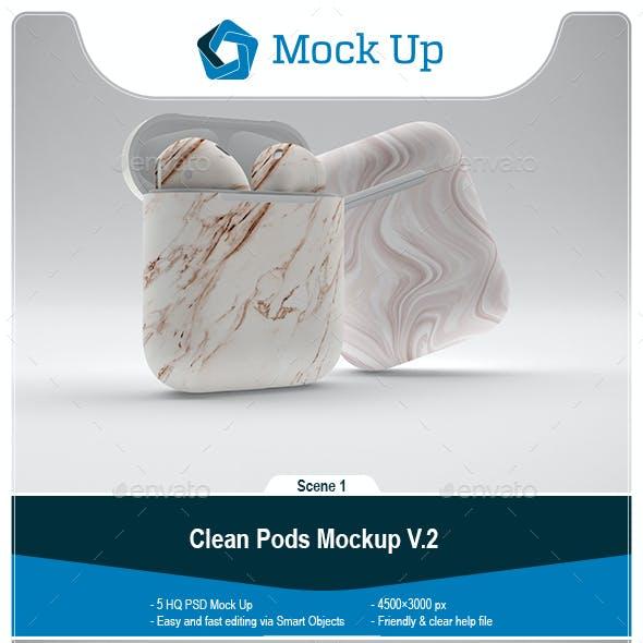 Clean Pods Mockup V.2