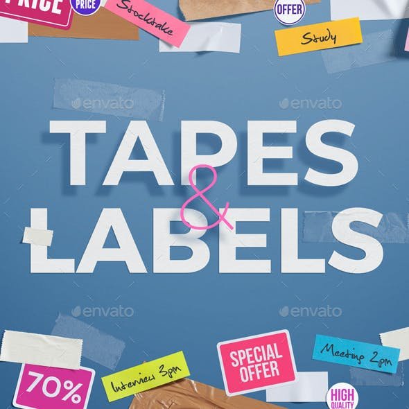 Tapes & Labels