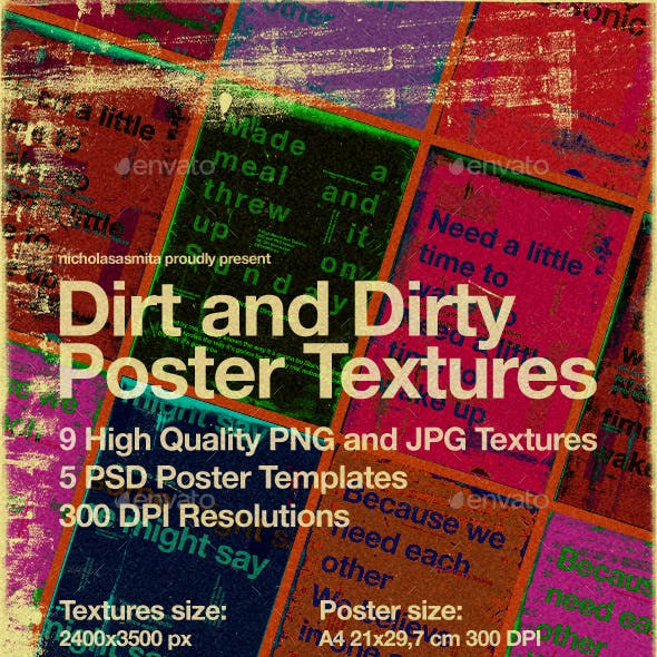 Dirt and Dirty Textures