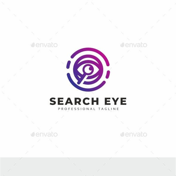 Search Eye Logo