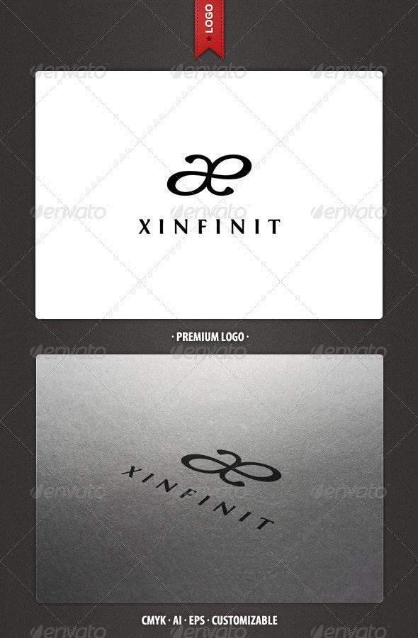 Xinfinit - Infinity Logo Template - Symbols Logo Templates