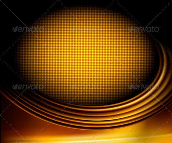 Gold business elegant abstract background  - Backgrounds Decorative