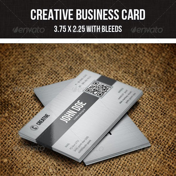 Creative Business Card - 22