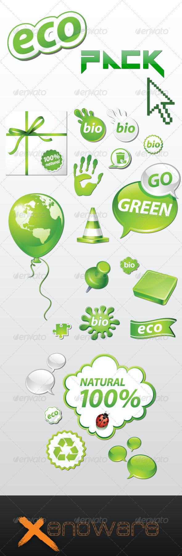 Eco Pack - Web Technology