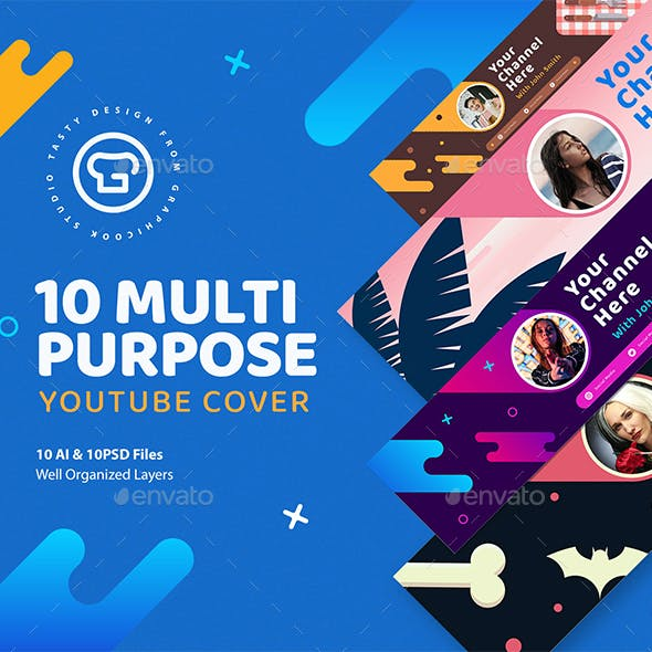 Youtube Cover Pack