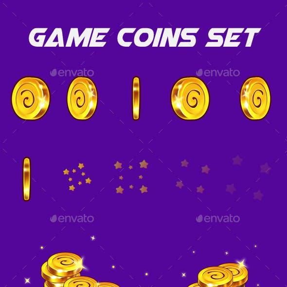 Game Coins Set 3
