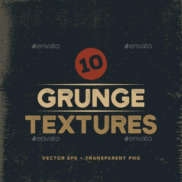 Retro Grunge Texture Pack