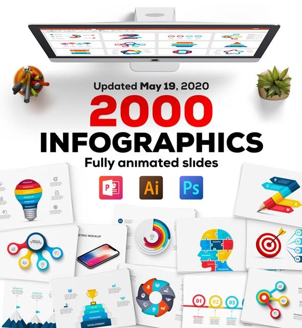 Multipurpose Infographics PowerPoint Templates v.4.4 - Business PowerPoint Templates