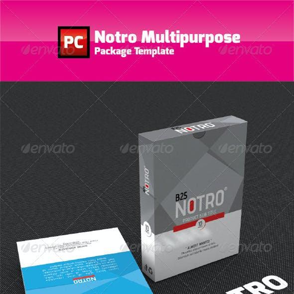 NOTRO Multipurpose Box Template