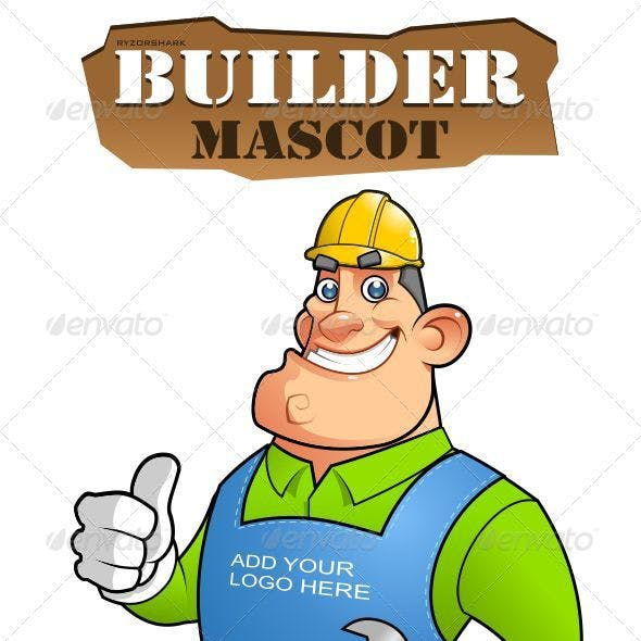 Builder Mascot