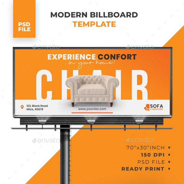 Furniture Billboard