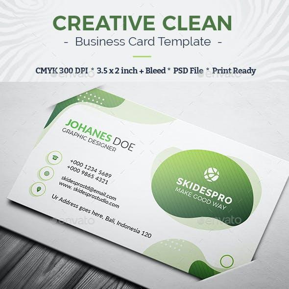 Creative Clean
