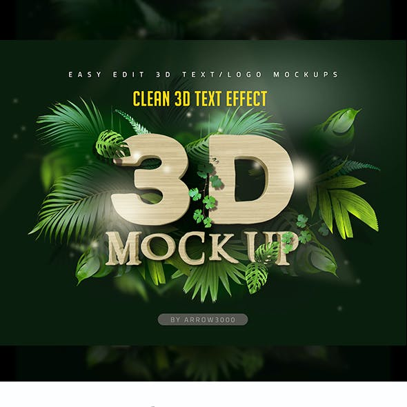 3D Cartoon Effect