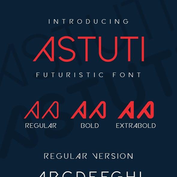Astuti Font