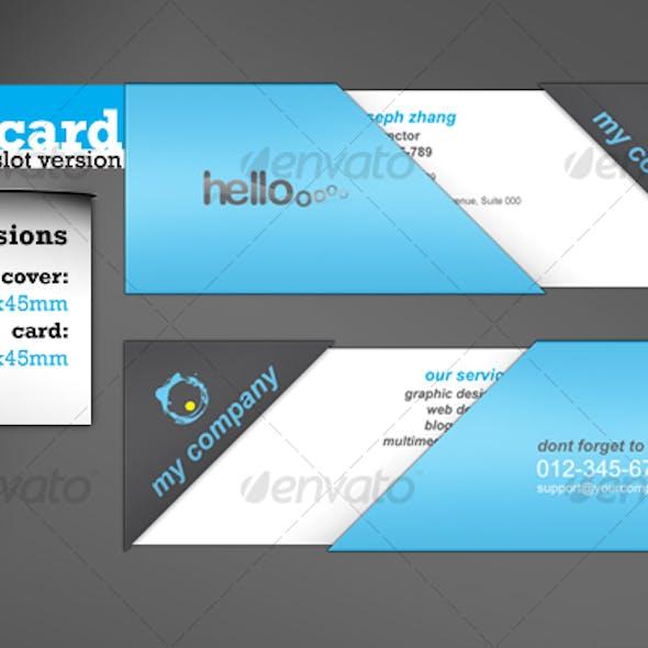SlideCard-SlotVersion