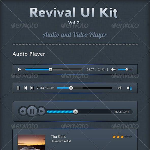 Revival UI Kit Vol 2