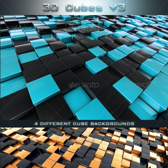 3D Cubes V3