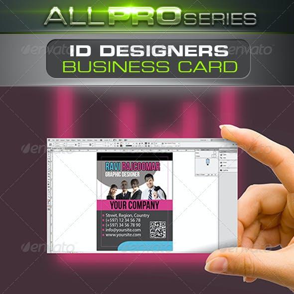 ID Designers Business Card