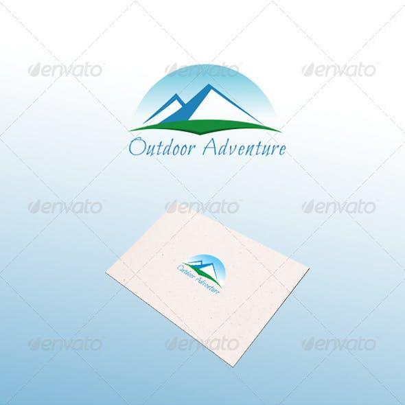 Outdoor Adventure Logo Template